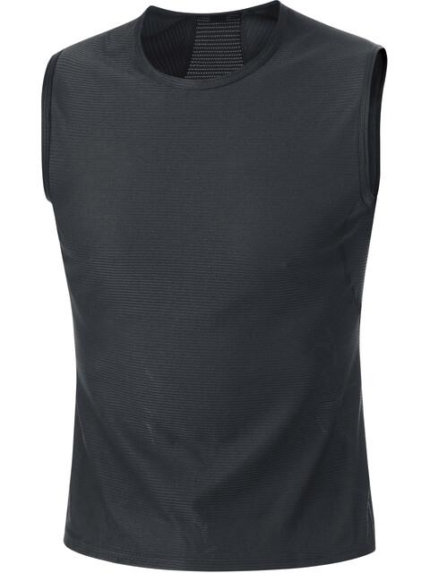 GORE WEAR M Base Layer Sleevless Shirt Men black